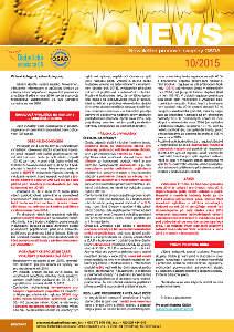 Newsletter 10/2015